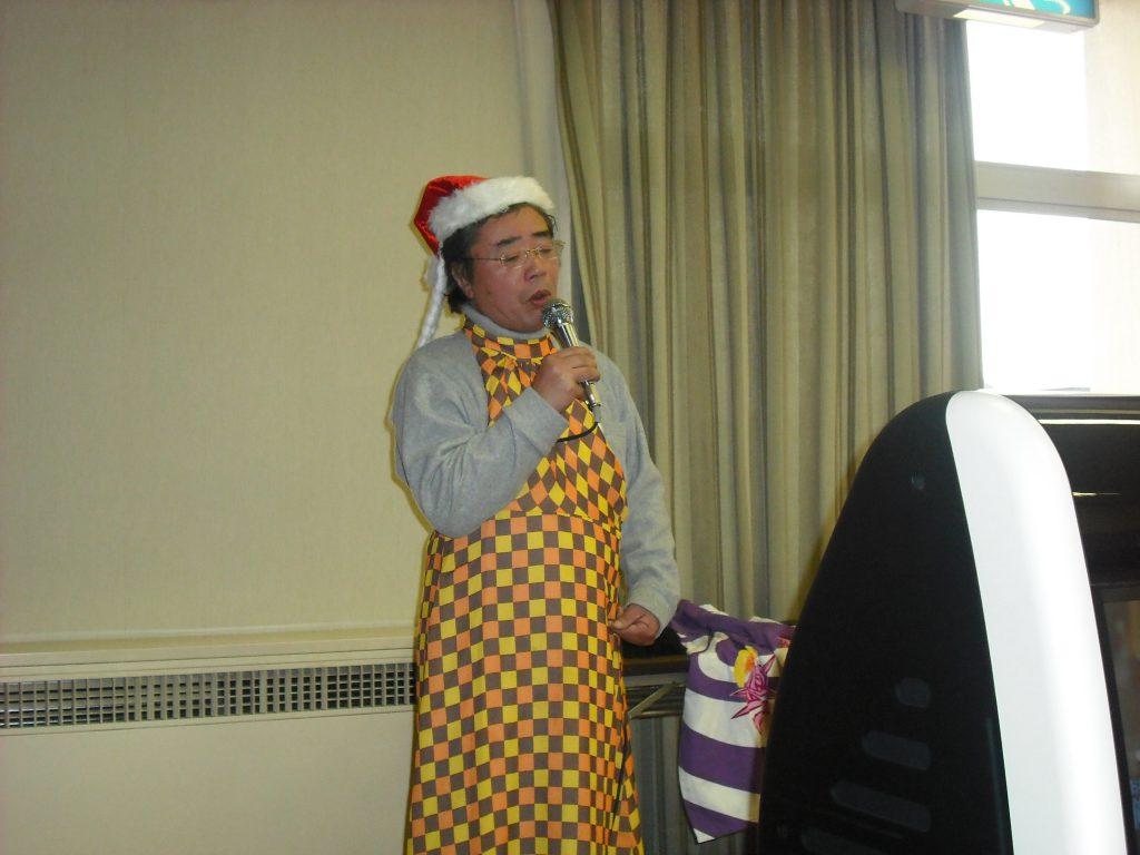 2009年クリスマスパティ―