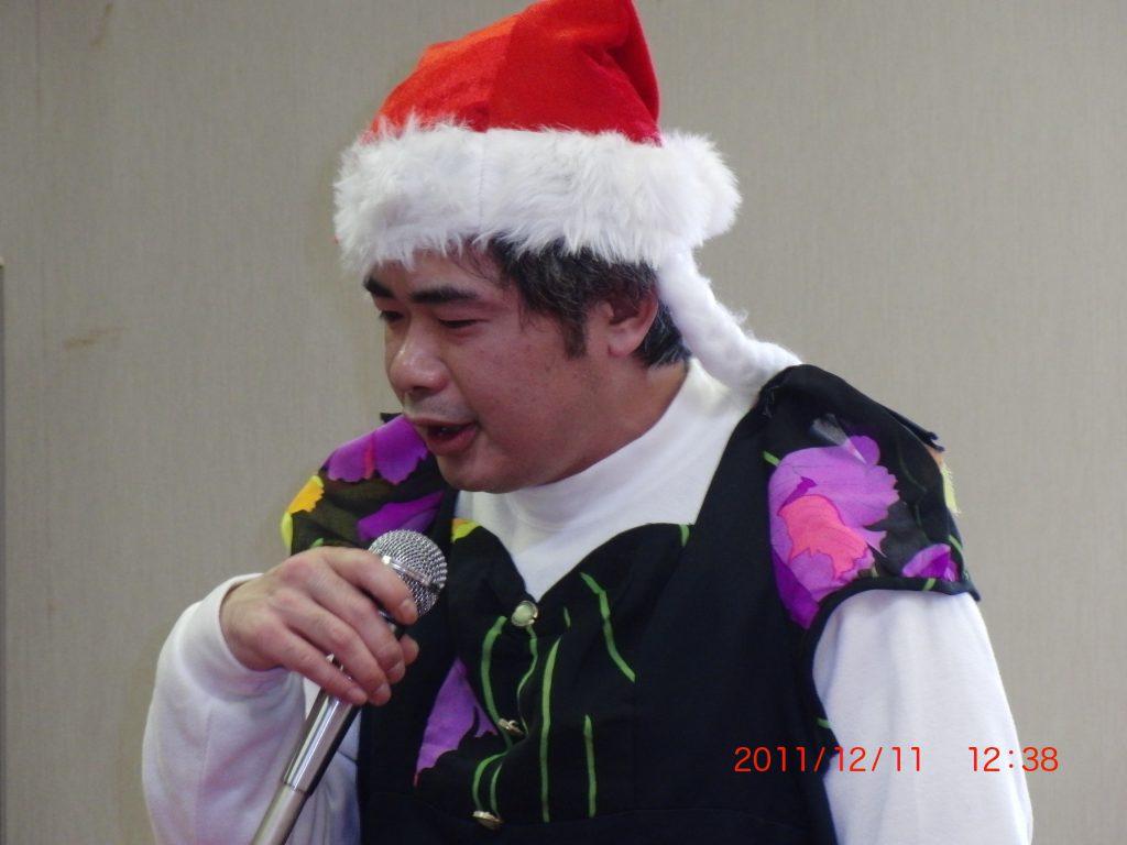 2011年クリスマスパティ―