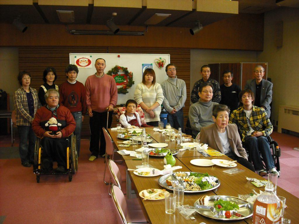 2008年クリスマスパーティー
