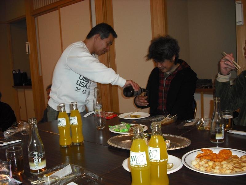 2010年お花見会