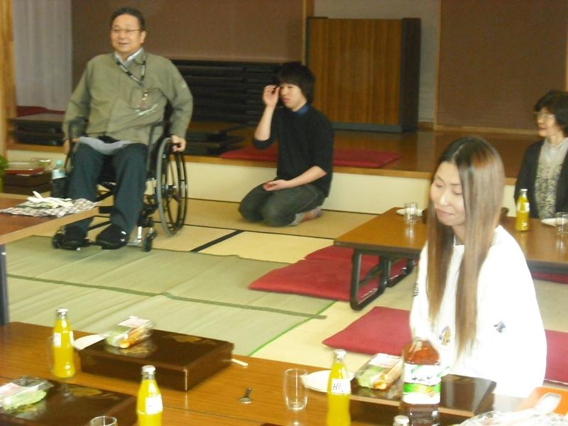 2011年お花見会
